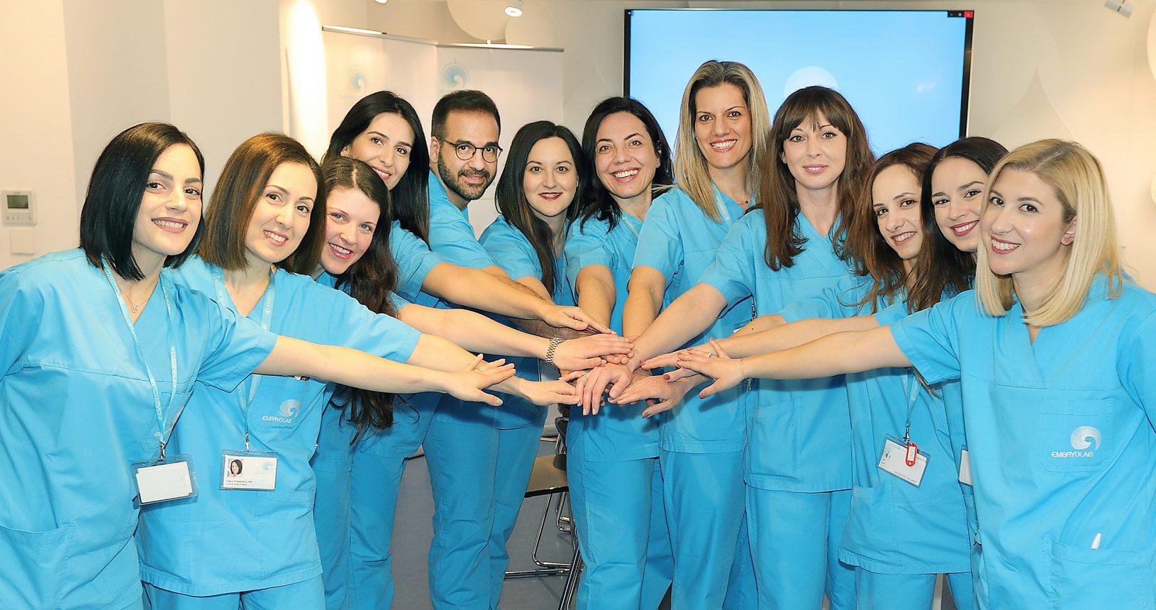 embryolab lab team