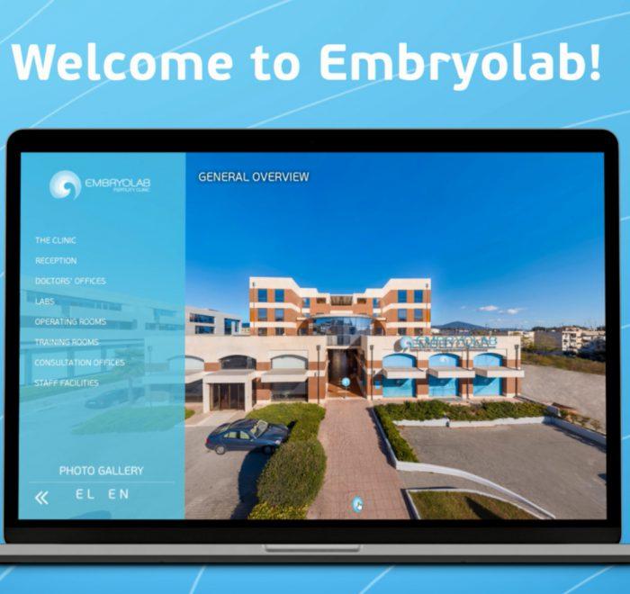 Bienvenue sur #EmbryolabVR